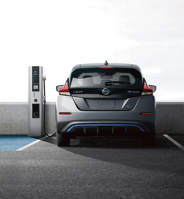 2021 Nissan Leaf EV in Harrisonburg, VA