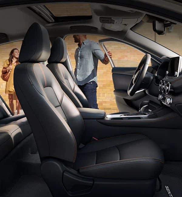 Nissan Sentra Varsatility