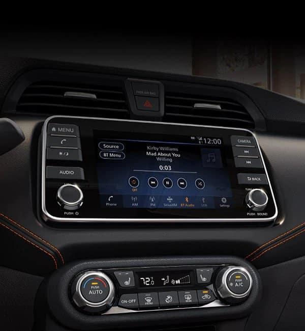 Nissan Versa Technology