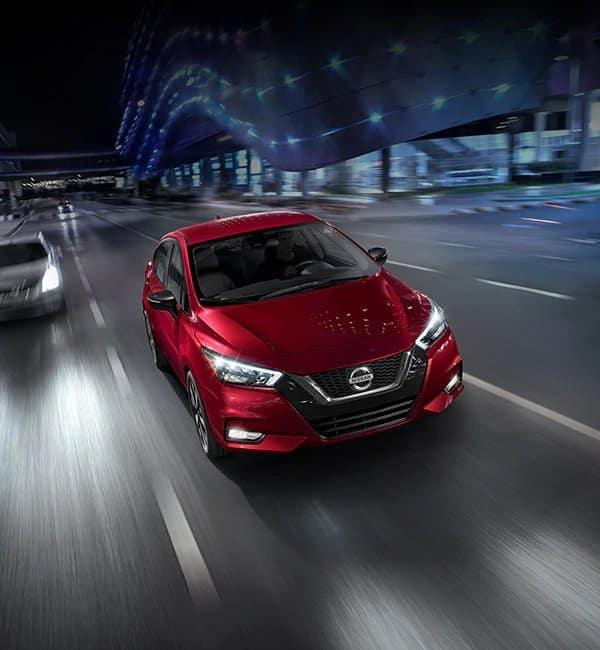 Nissan Versa Performance