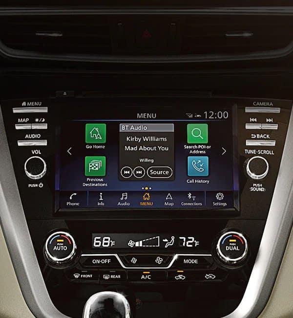 Nissan Murano Technology