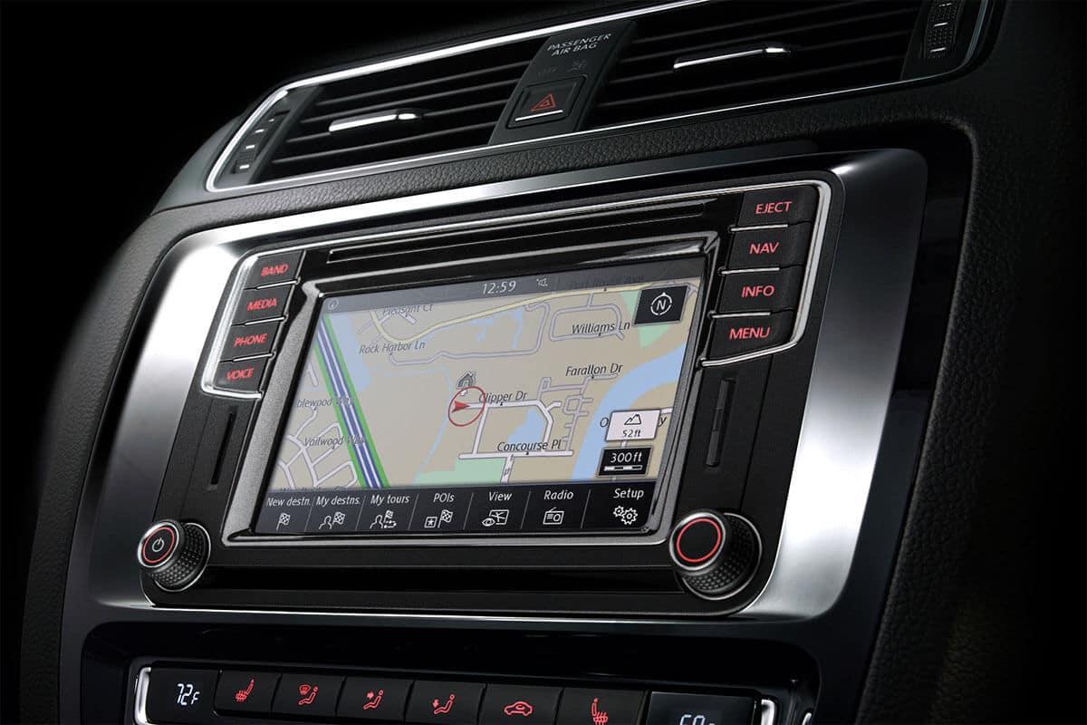 2018 Volkswagen Jetta Navigation