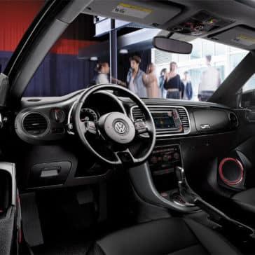 2018 Volkswagen Beetle Dash