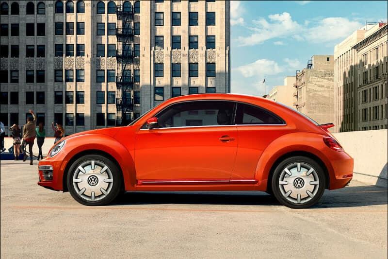 2018 Volkswagen Beetle SE