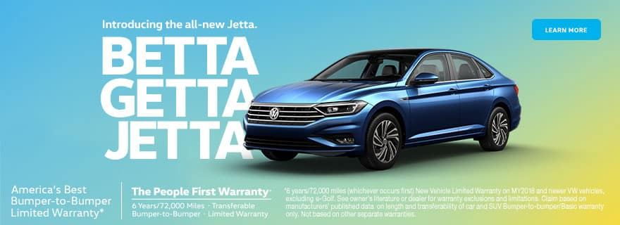 VW Jetta Offers