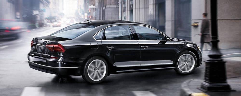 2018 Volkswagen Passat Fuel Economy