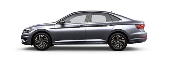 2019 Volkswagen Jetta Platinum Gray Metallic
