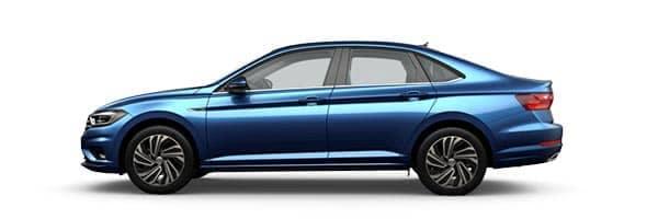 2019 Volkswagen Jetta Silk Blue Metallic