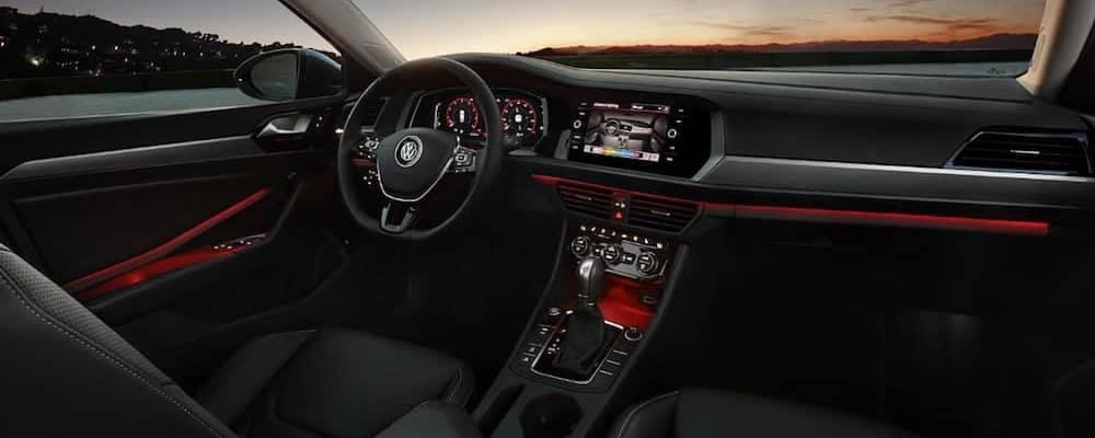 2019 Volkswagen Jetta Interior Features Sunrise Volkswagen