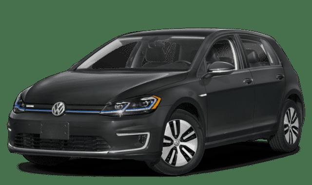 Black 2018 Volkswagen Golf