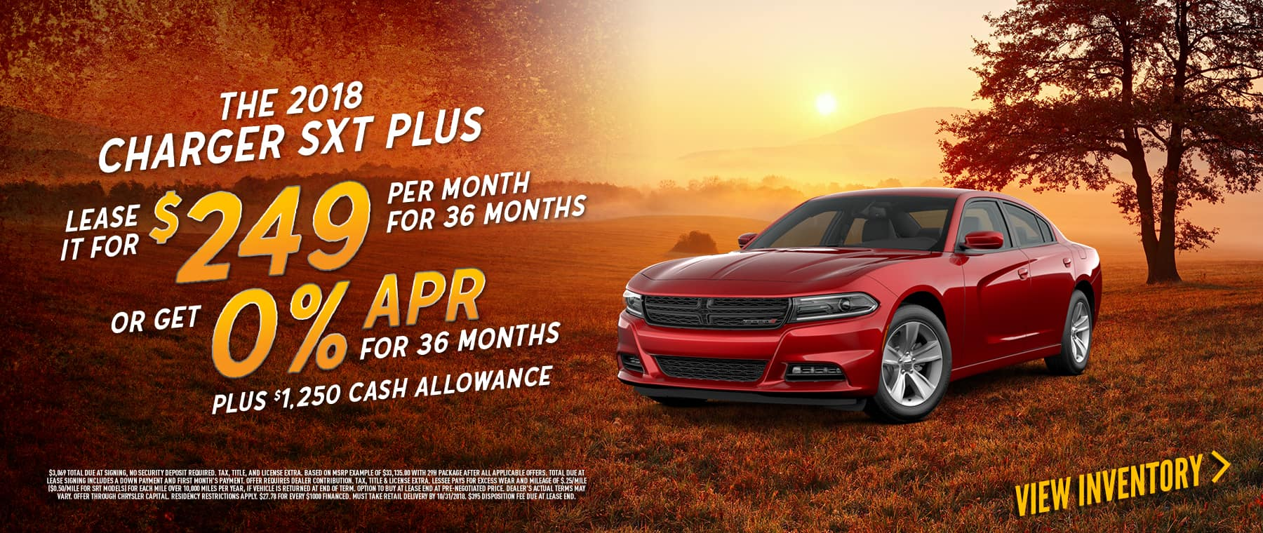 lease-2018-charger-sxt-plus-for-249-per-month
