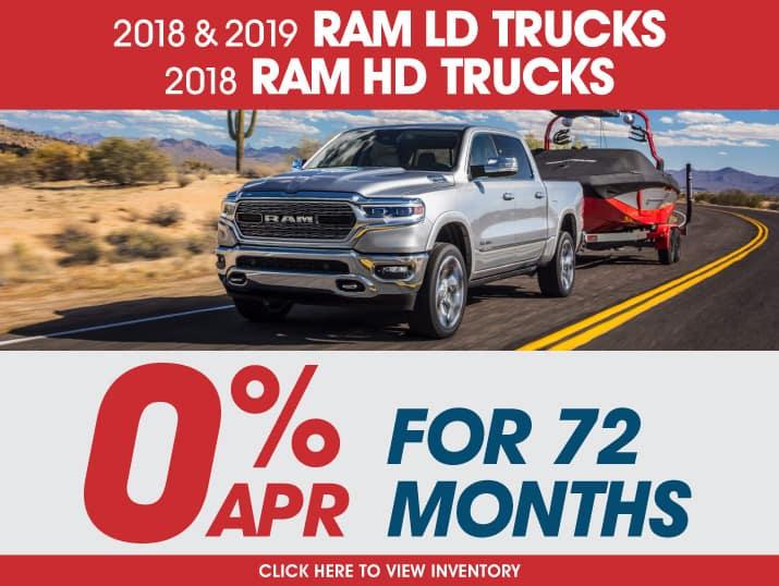 RAM Truck Special
