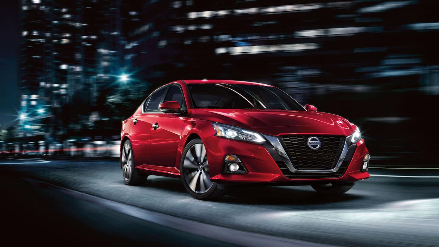 New 2020 Nissan Altima at our Huntington Beach Nissan dealership near Long Beach