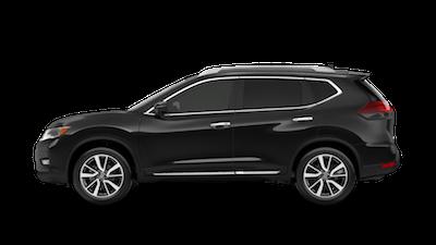 2020 Nissan Rogue SL model