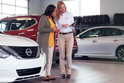 Nissan Rental Cars Program offered at our Huntington Beach Nissan dealership near Orange