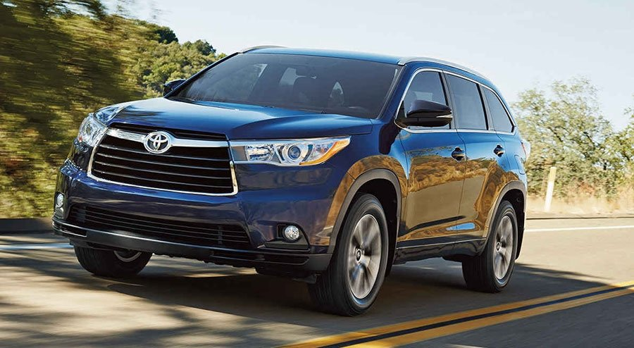 Used 2016 Toyota Highlander Suv Review Ratings Edmunds
