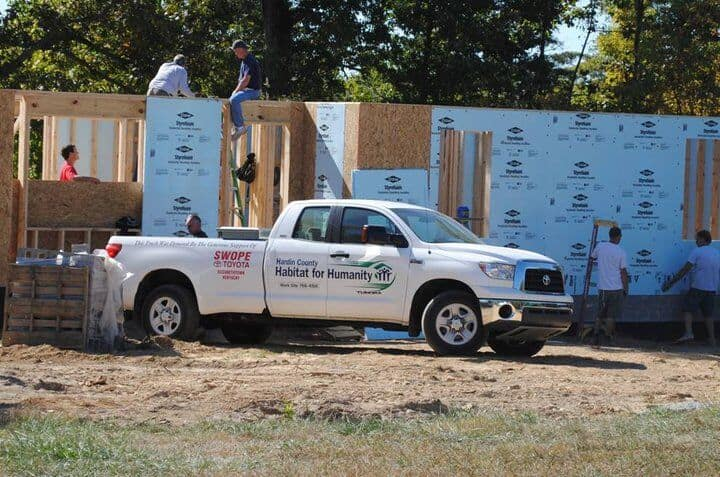 Swope toyota gives back to the community for Swope motors elizabethtown ky