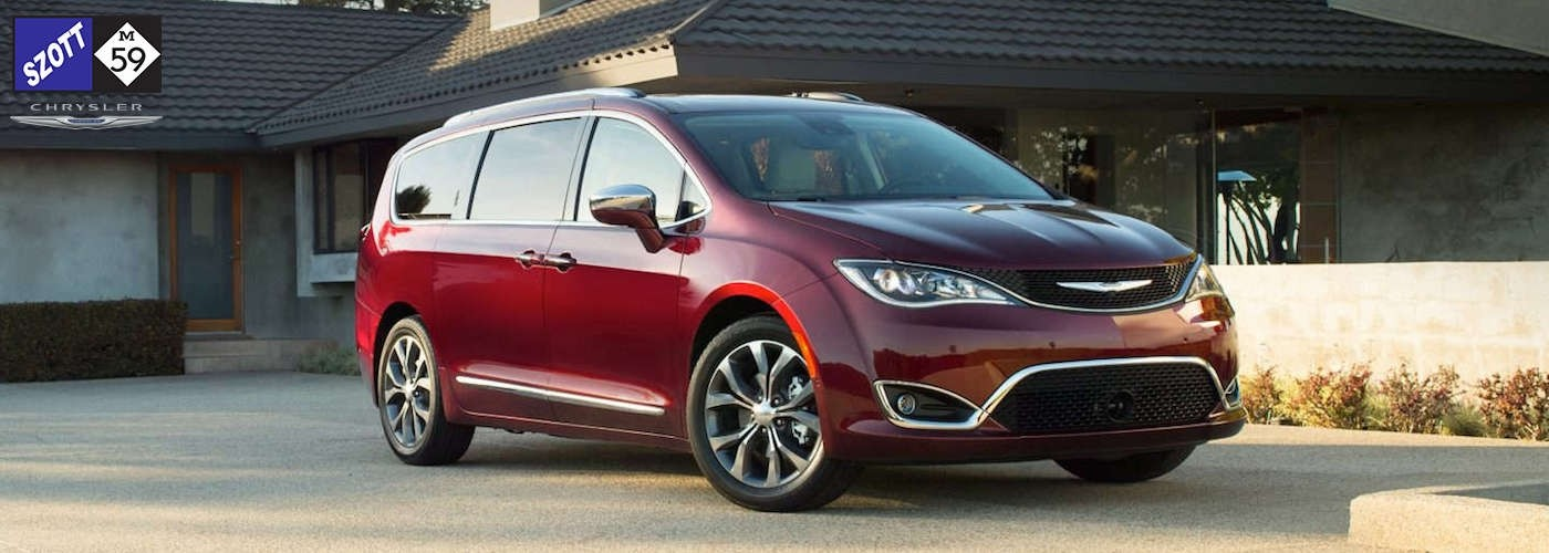 2017 Chrysler Pacifica Waterford MI
