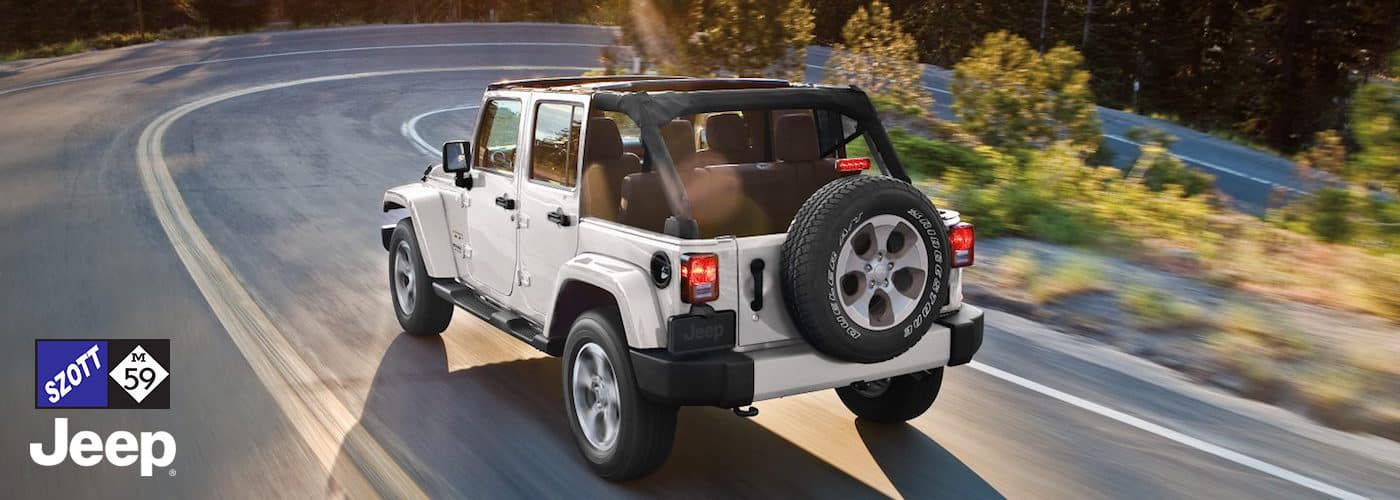 Jeep Wrangler Unlimited Howell MI