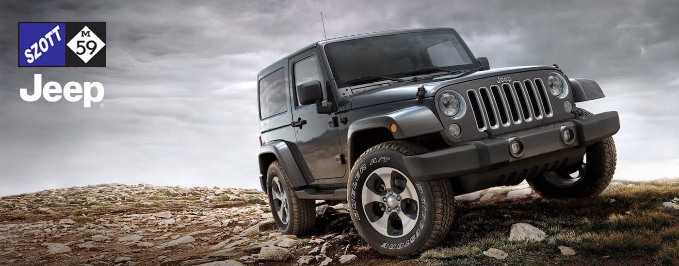 Jeep Wrangler Howell MI