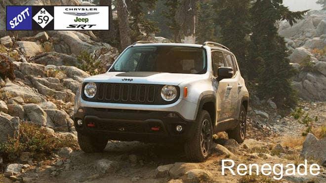 Jeep Renegade White Lake MI