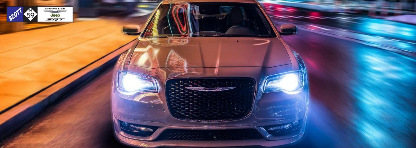 Chrysler Dealer Pontiac MI