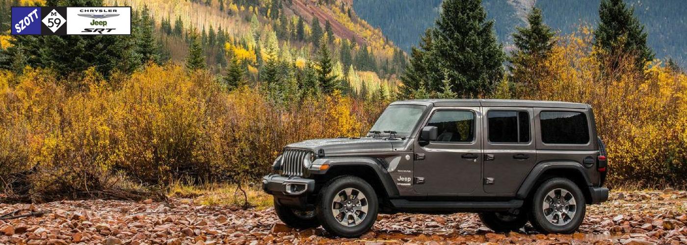 Jeep Wrangler JK Highland MI