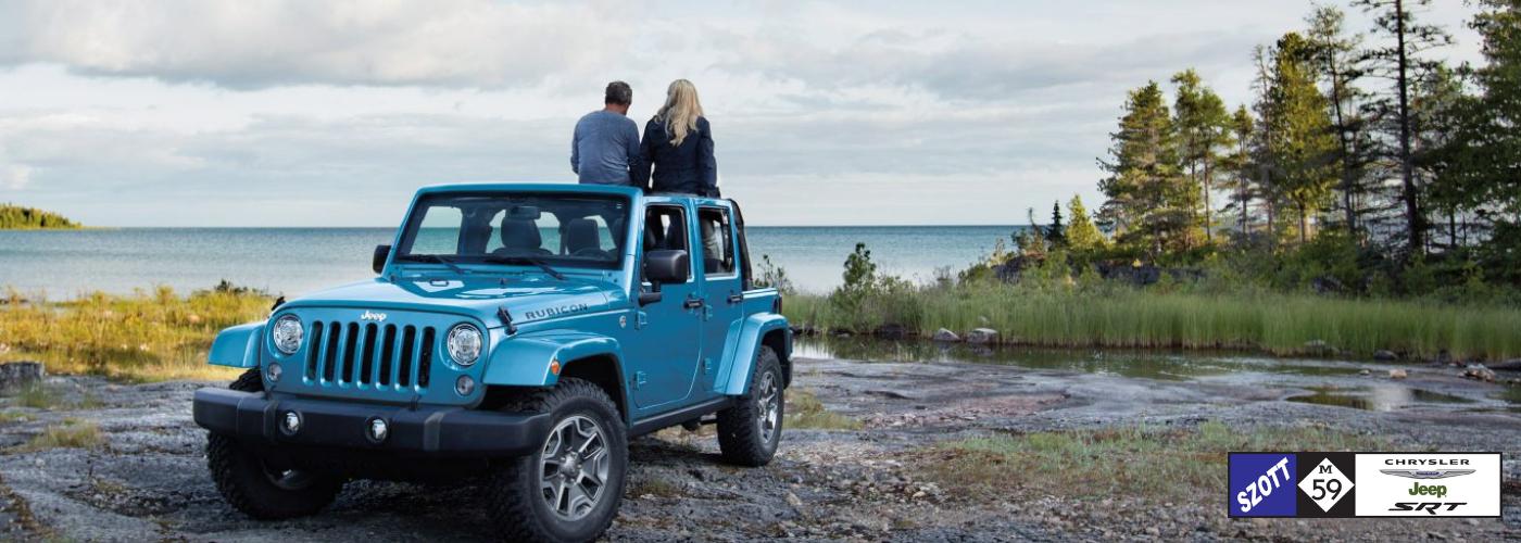 Jeep Wrangler JK Pontiac MI