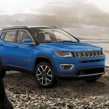 2019 Jeep Compass Parked