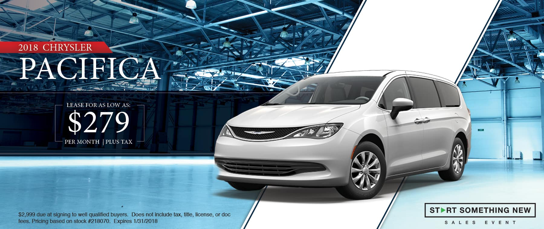 2018 Chrysler Pacifica Special in Thomson, GA