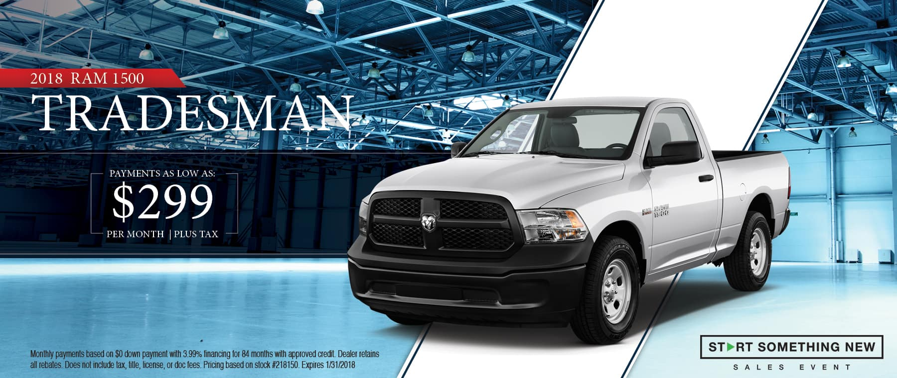 2018 RAM 1500 Tradesman Special in Thomson, GA