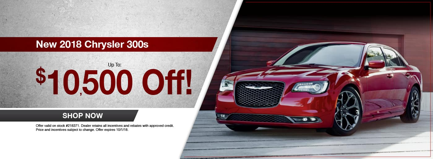 2018 Chrysler 300s Special at Thomson Chrysler in Thomson, GA
