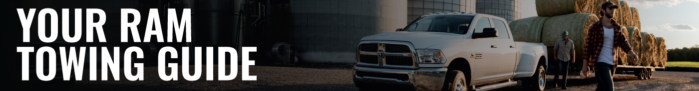 Towing Guide for Ram | Thomson Chrysler Dodge Jeep Ram FIAT