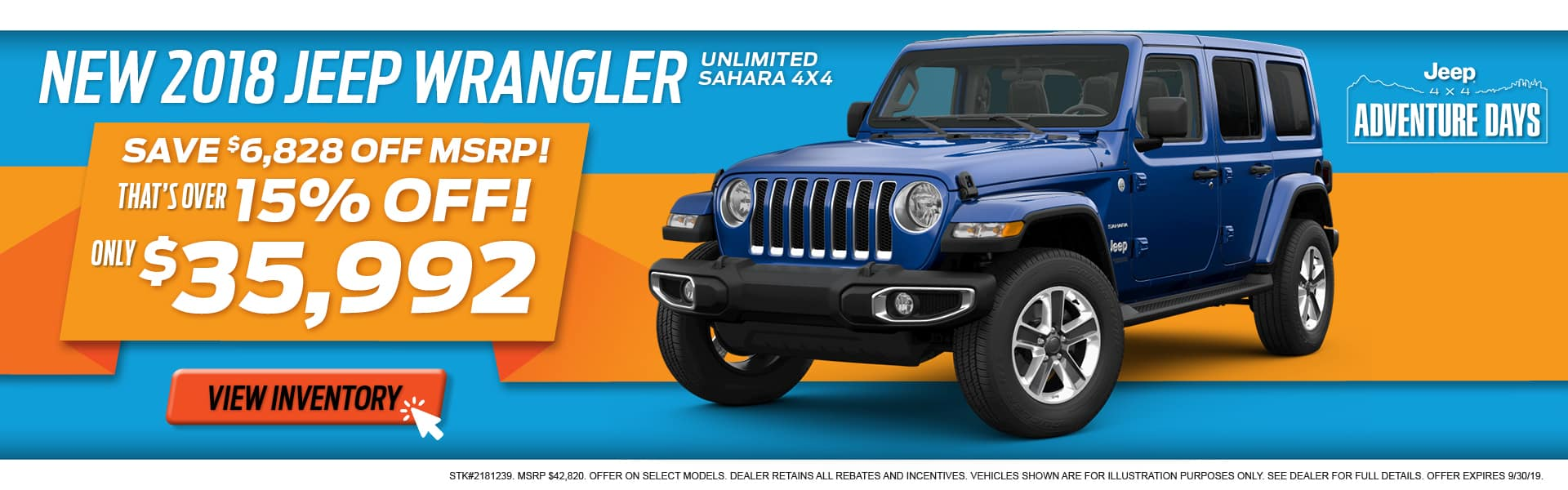 New 2018 Jeep Wrangler Unlimited for Sale near Augusta, GA