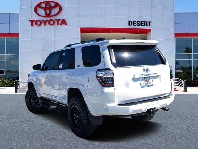 Toyota of the Desert
