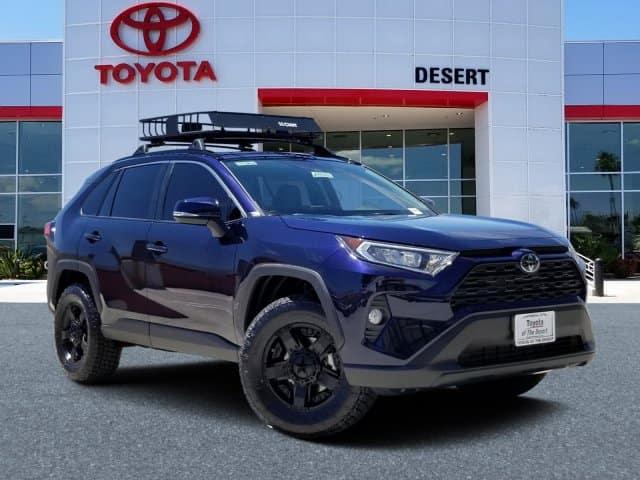 Toyota of the Desert