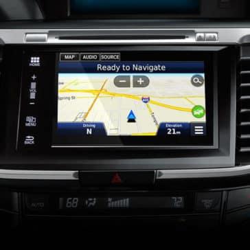 2017 Honda Accord Sedan Touring Navigation