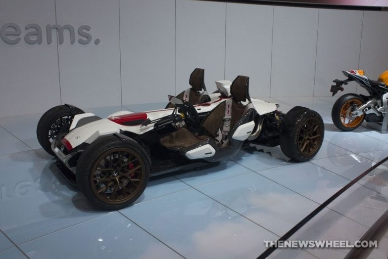 Honda at Auto Show