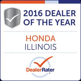 Valley Honda Awards