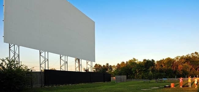 West Chicago Drive in Theater
