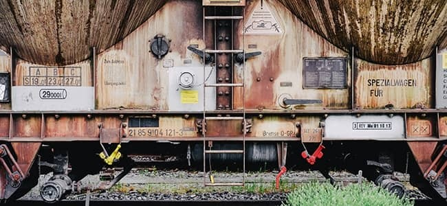 West Chicago Train