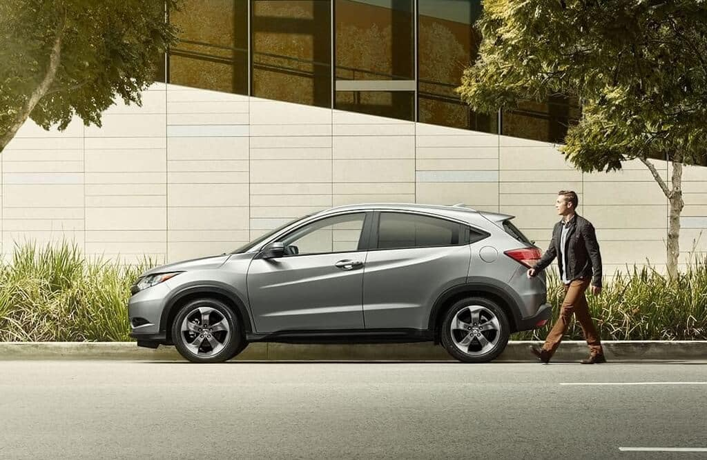 2018 Honda HR-V Parked