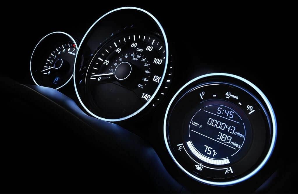 2018 Honda HR-V Guages