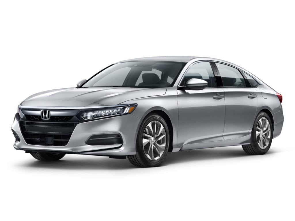 2018 Honda Accord LX 1.5T Sedan CVT