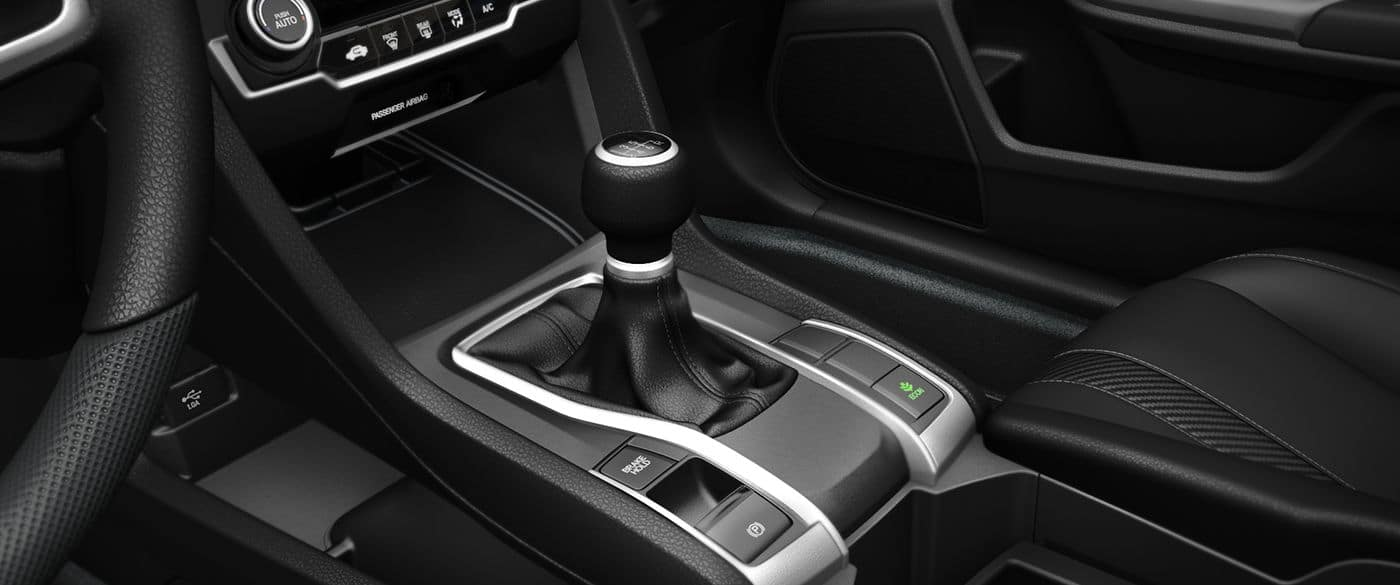 2018 Honda Civic Shifter