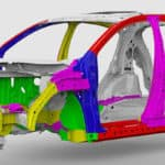 2018 Honda HR-V Structure