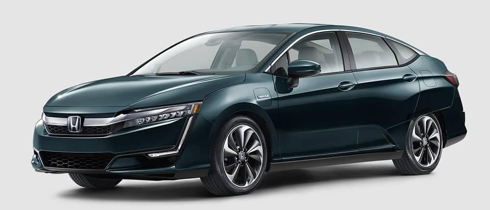 Honda Clarity Plugin Hybrid Green
