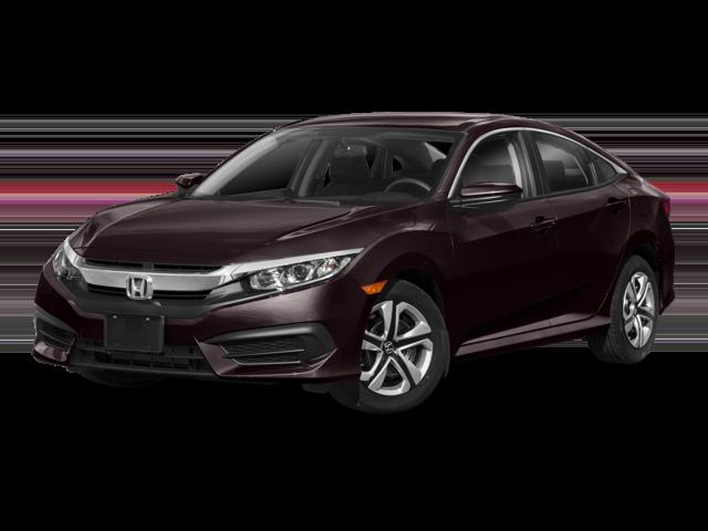 2019 Civic LX Sedan CVT