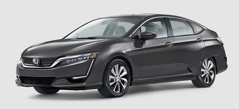 2017 Honda Clarity Electric Gray