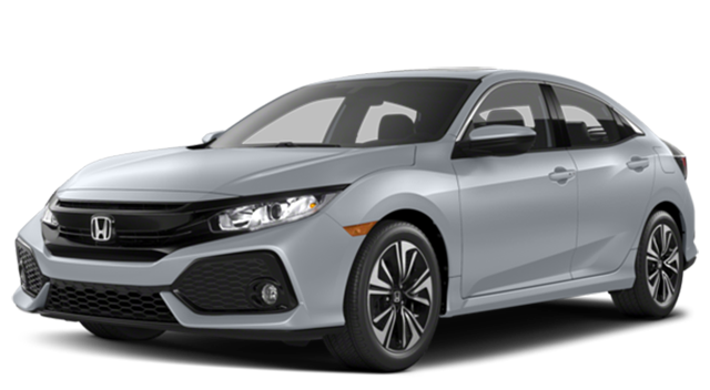 2018 Honda Civic Gray